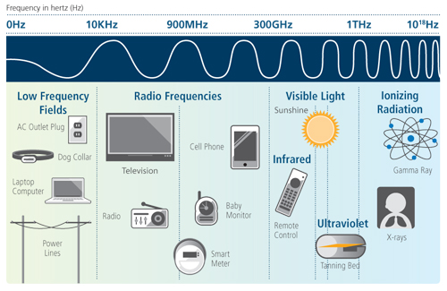 What is EMF? - EMF Protection Devices California