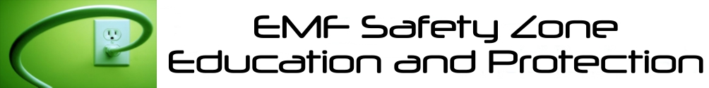 EMF Safety Zone  Logo